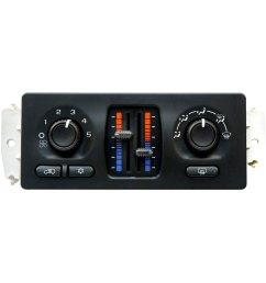 dorman gmc envoy 2004 hvac control module [ 1000 x 1000 Pixel ]