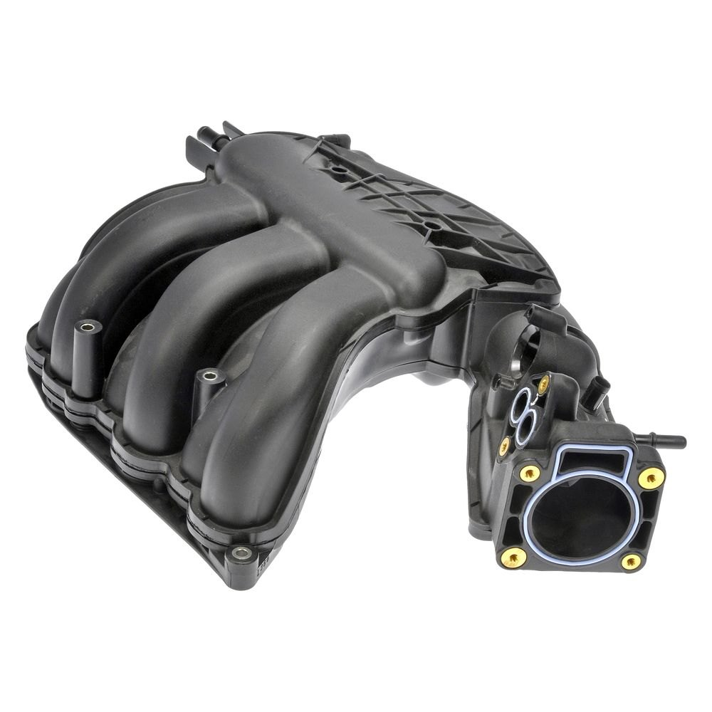 2000 ford taurus engine diagram jvc kd r330 wiring dorman® 615-468 - plastic intake manifold