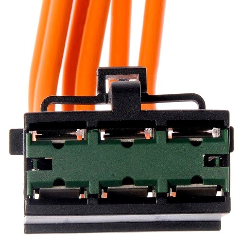 small resolution of dorman hvac blower motor resistor connector