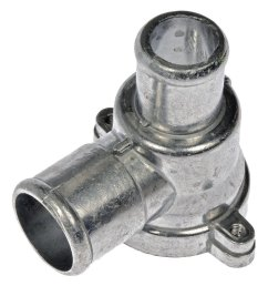 dorman engine coolant thermostat housing [ 1000 x 1000 Pixel ]