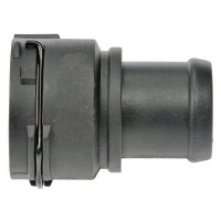 902-714 Dorman - Upper Radiator Coolant Hose Connector   eBay