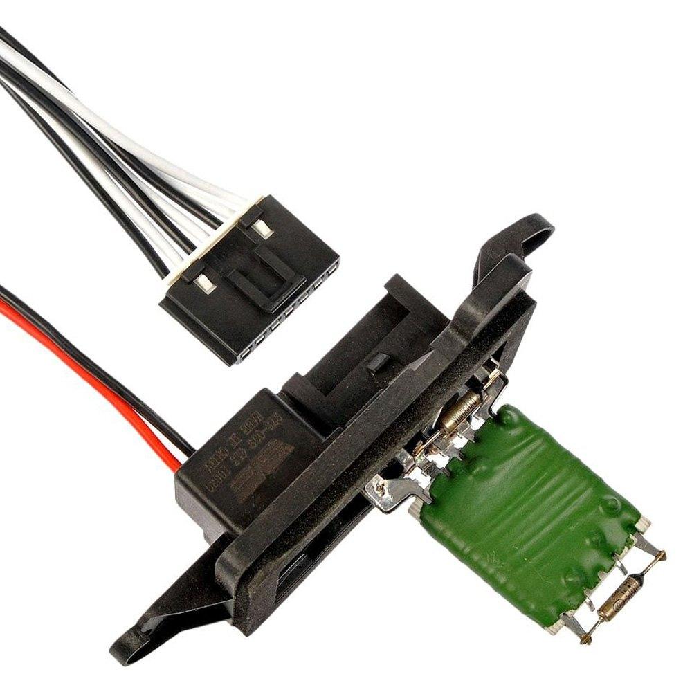 medium resolution of dorman hvac blower motor resistor kit