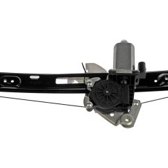 Car Window Parts Diagram Cutler Hammer 3 Phase Starter Wiring 2001 Ford Focus Regulator