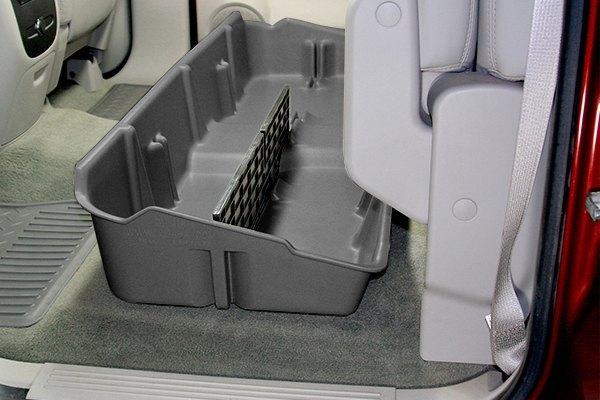 DU HA Chevy Silverado 2014 Underseat Storage Case
