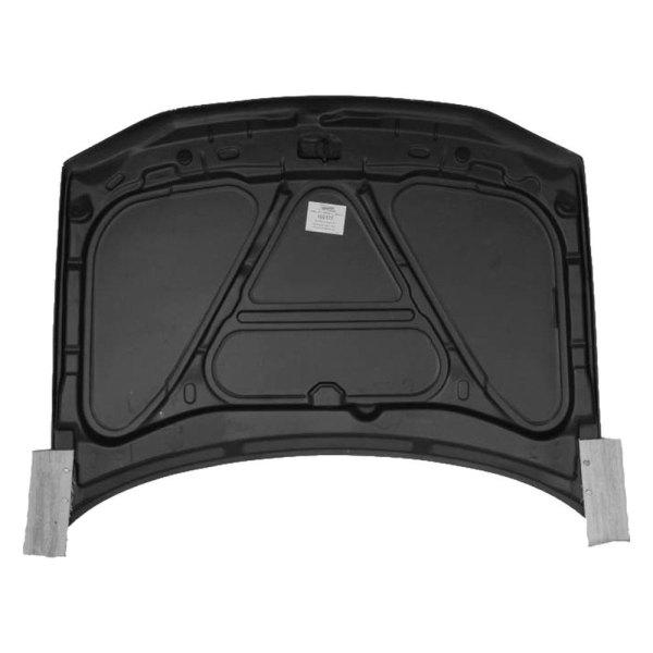Duraflex 102177 - Boser Style Fiberglass Hood Unpainted
