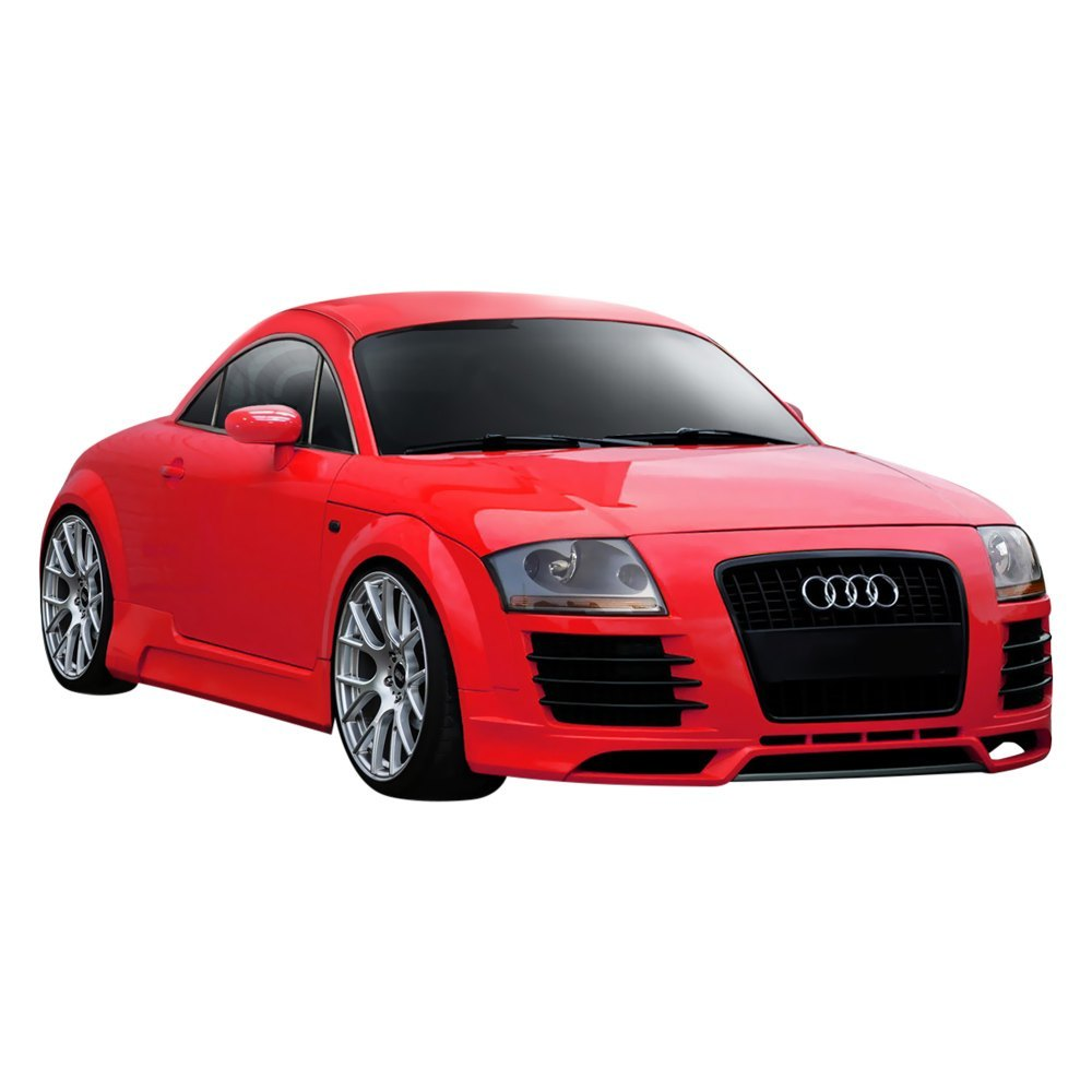 hight resolution of duraflex r8 style body kit