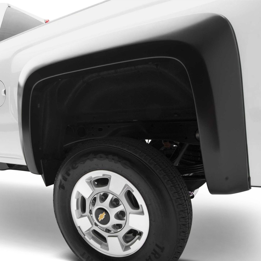 medium resolution of  rugged black front and rear fender