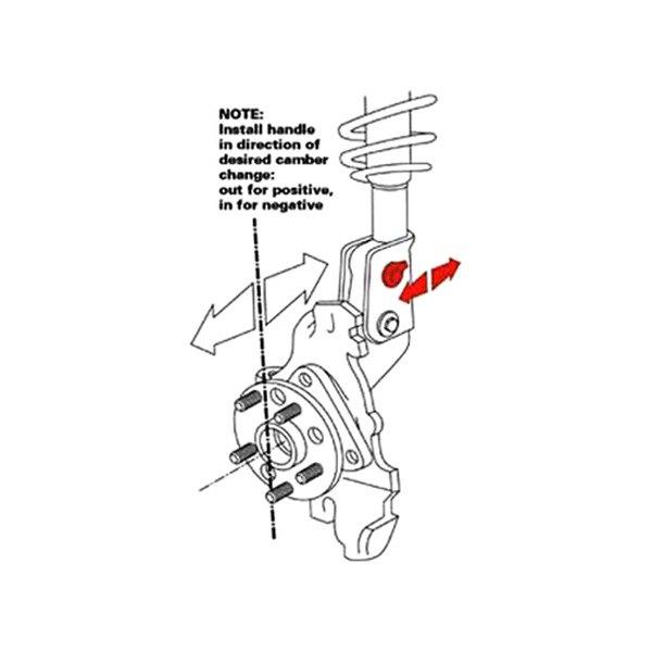 Chevy Camaro 2010-2015 Eibach 5.81280K Pro-Alignment Front