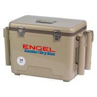 Engel UC30T-RH - Rod Holder Cooler/Dry Box