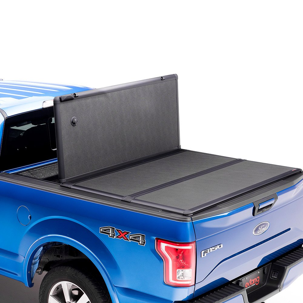 Fold Up Front Section Tonneau Cover Toyota Tacoma 2016