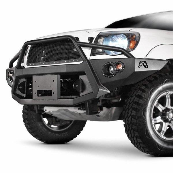 Fab Fours - Toyota Tacoma 2005 Premium Full Width Black