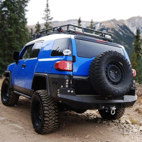 Fab Fours - Toyota Tacoma 2007-2014 Premium Full Width