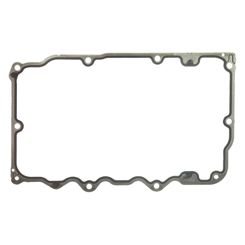 How to replace oil pan gasket ford ranger
