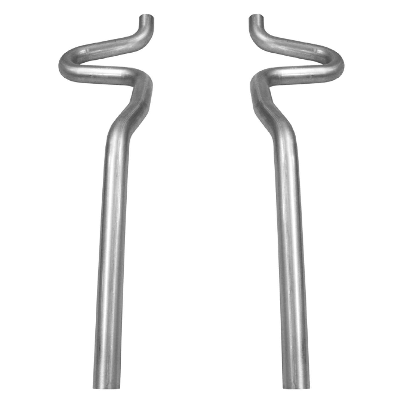For Chevy Malibu 64 67 Aluminized Steel Gray Prebend