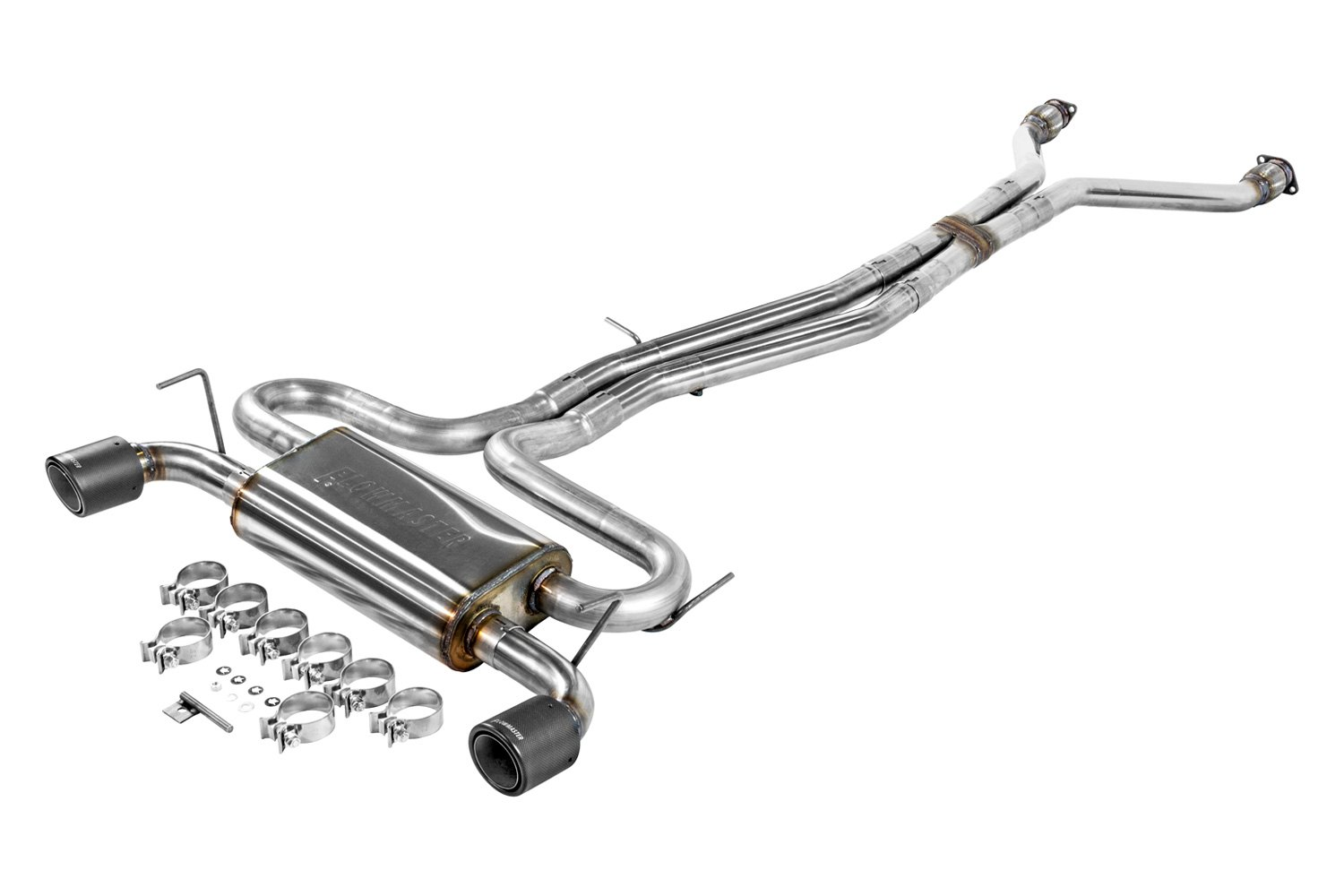For Nissan 350z 03 08 Flowfx 409 Ss Cat Back Exhaust