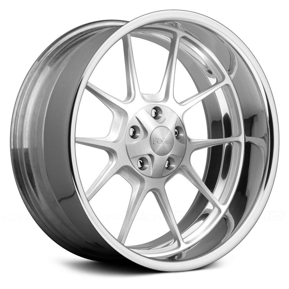 FOOSE LIGHTWEIGHT Multipiece Wheels  Custom Rims