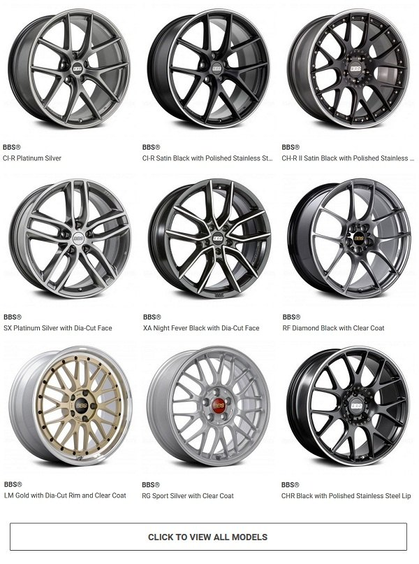 New Products: Go custom with BBS Audi racing wheels at