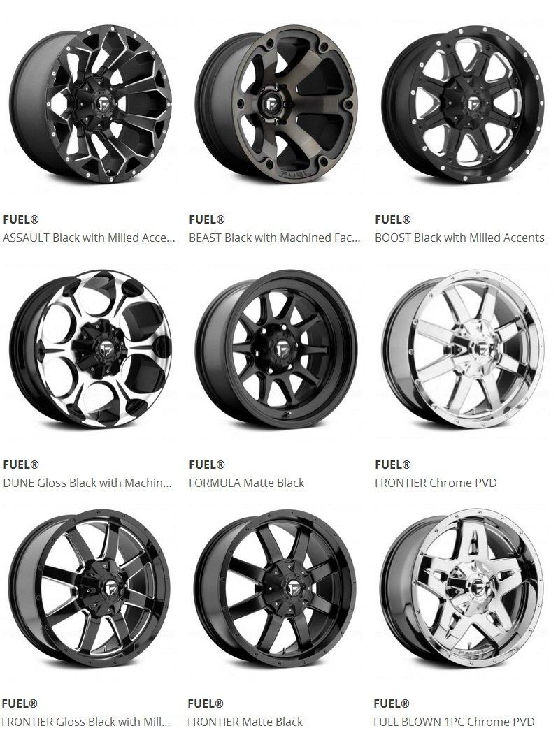 SilveradoSierra.com • Custom rims and tires for Silverado