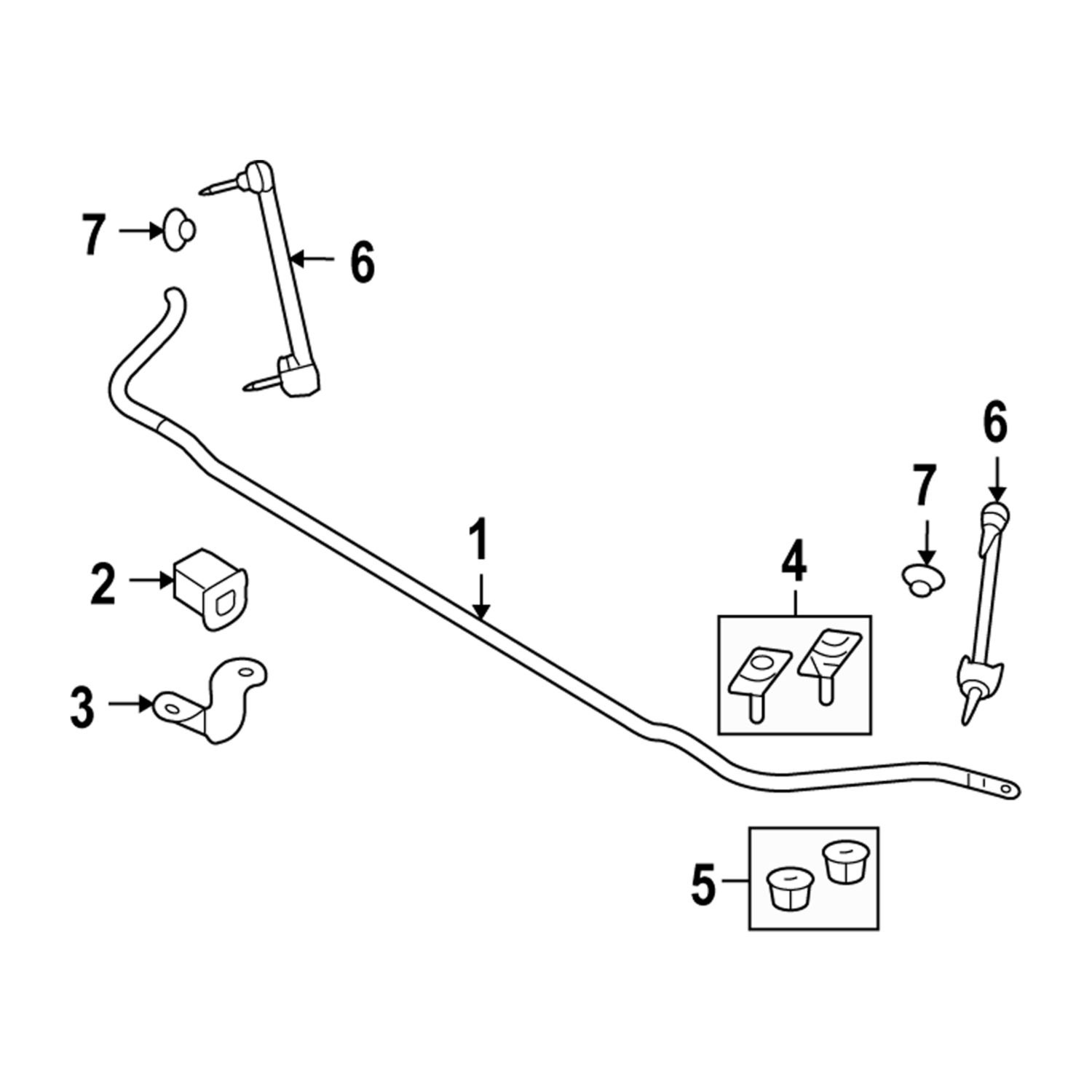 25 Ford Expedition Rear Suspension Diagram