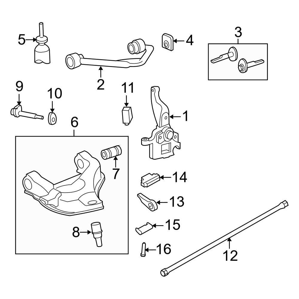 29 Ford Ranger Suspension Diagram