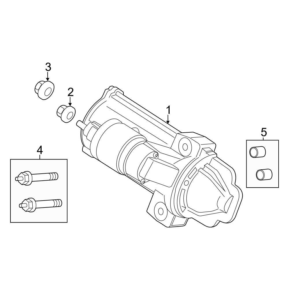 Wiring Diagram For Ford Transit Starter Motor