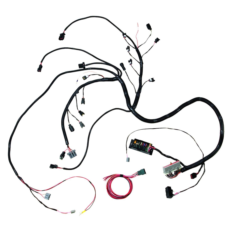 fast efi wire harness
