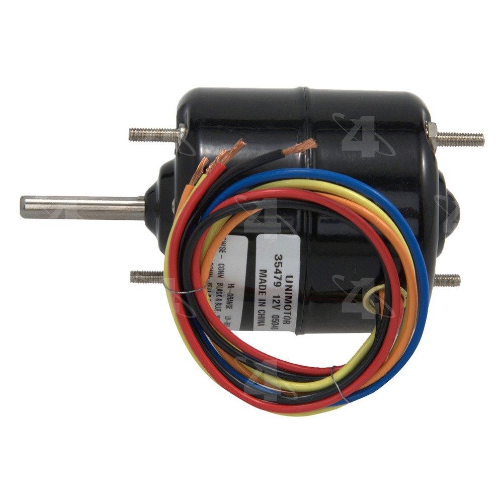 medium resolution of  seasons hvac blower motor without wheel