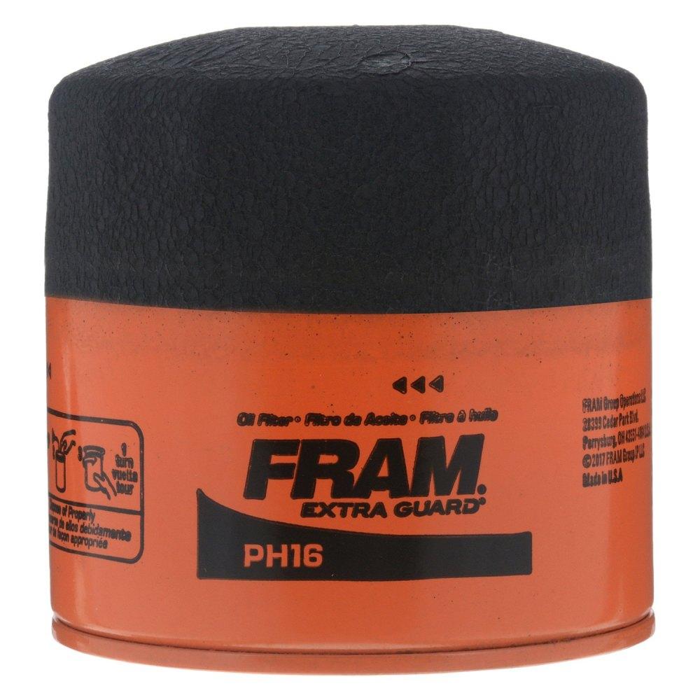 medium resolution of fram extra guard old design oil filter