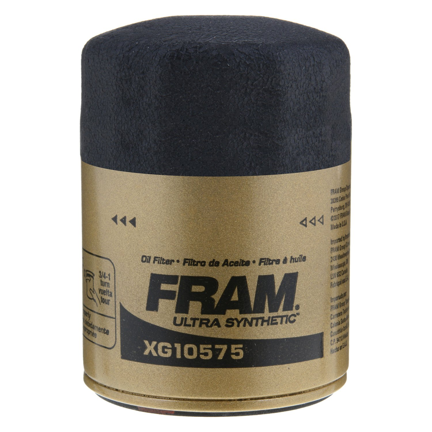 hight resolution of fram ultra synthetic spin on oil filter