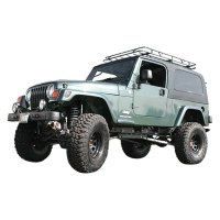 Garvin - Jeep Wrangler 2004 Sport Series Rack