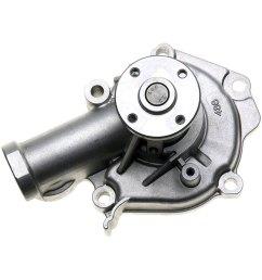 gates engine coolant standard water pump [ 1000 x 1000 Pixel ]