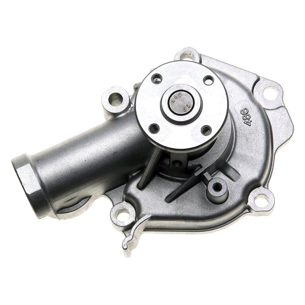 medium resolution of gates engine coolant standard water pump