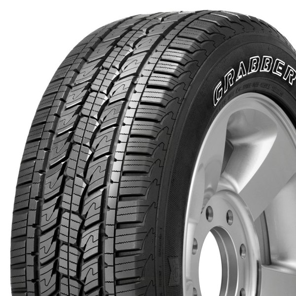 General Tire 245 75r 16 111s Grabber Hts Season Performance