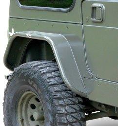 aluminum rear tube fender  [ 1000 x 1000 Pixel ]