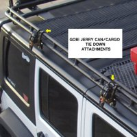 Tie Down Roof Rack