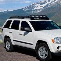 GOBI - Jeep Grand Cherokee 2005-2010 Stealth Roof Cargo ...