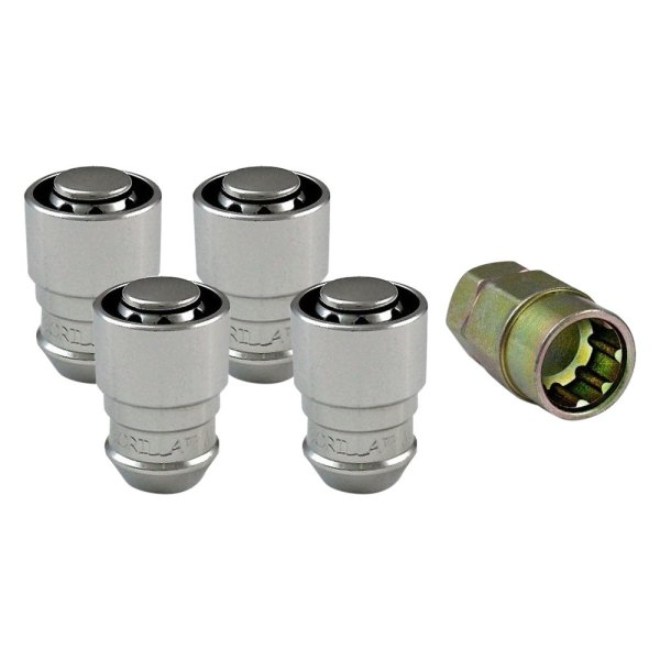 Gorilla Wheel Locks Lug Nuts