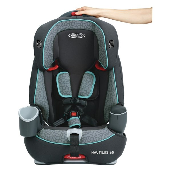 Graco Baby 1946243 - Nautilus 65 Sully Style 3-in-1 Car Seat