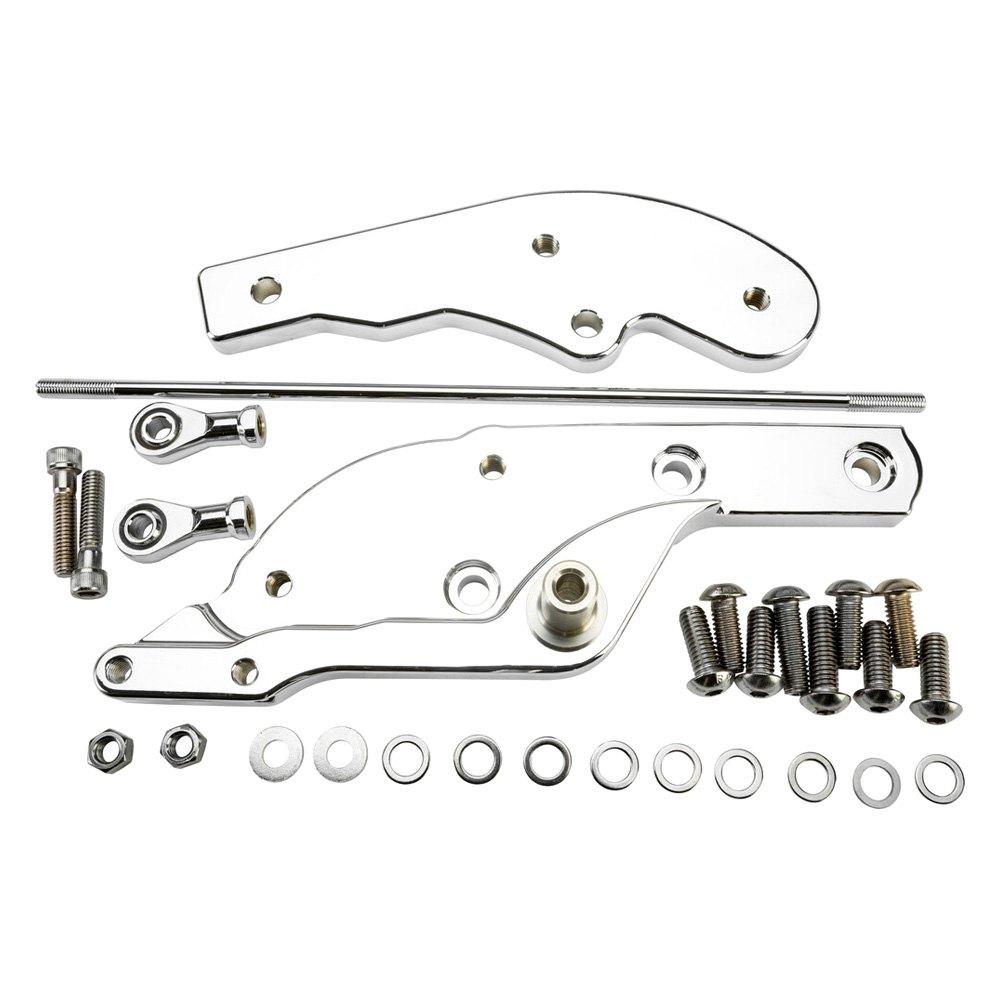 For Harley-Davidson Softail 18-19 HardDrive Chrome Forward