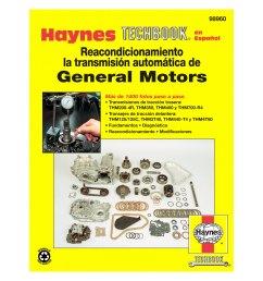 haynes manuals general motors automatic transmission overhaul techbook [ 3000 x 3000 Pixel ]