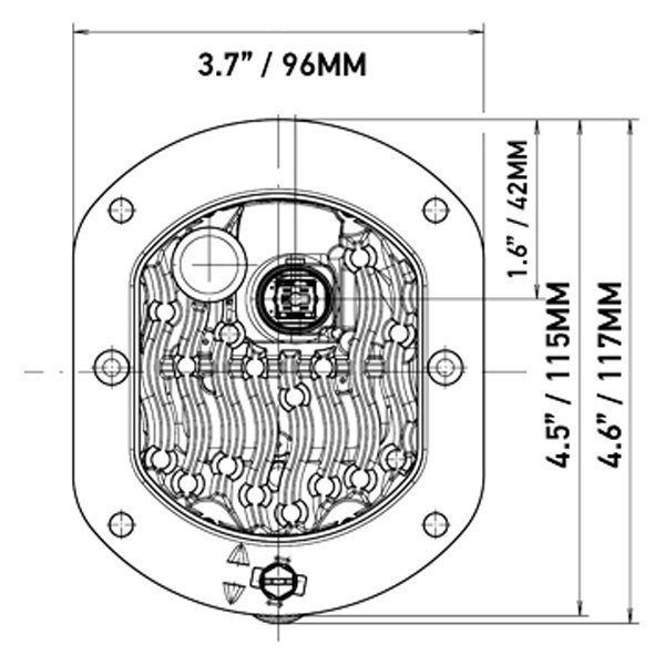 Song Chuan Relay 5 Pin Wiring Diagram DC-CDI Plug Diagram