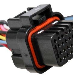 dominator efi ford 4r70w 4r75w transmission control harnessholley  [ 3000 x 2000 Pixel ]