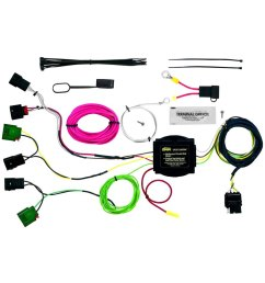 hopkins plug in simple towing wiring harness with 4 flat hopkins dodge journey  [ 1000 x 1000 Pixel ]