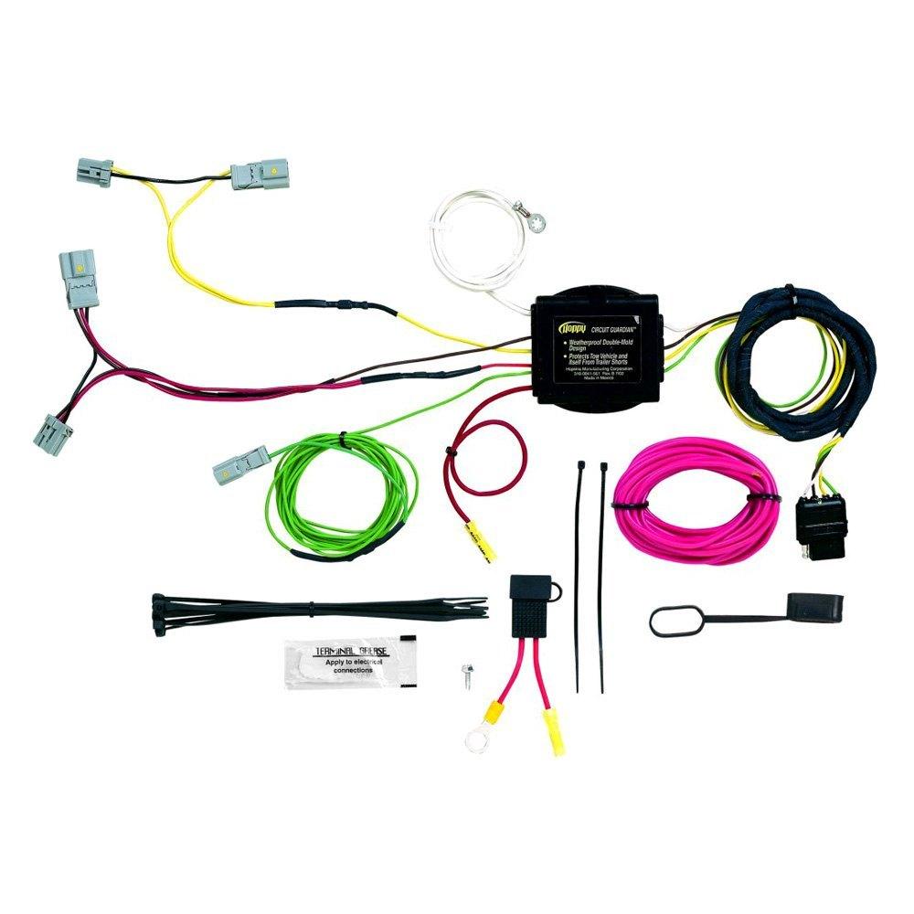 medium resolution of hopkins u00ae honda accord 2003 plug in simple u00ae towing 7 pin trailer wiring harness 4