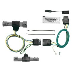 Hopkins Trailer Connector Wiring Diagram John Deere 140 Lawn Tractor Hopkins® - Ford Bronco 1989 Plug-in Simple!® Towing Harness With 4-flat