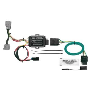 Hopkins®  Jeep Grand Cherokee 19951998 Towing Wiring Harness
