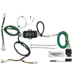 hopkins towing 43475 plug in simple towing wiring harness with 2013 tacoma trailer wiring harness diagram towing wiring harness [ 1000 x 1000 Pixel ]