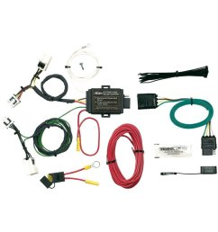 hopkins u00ae nissan xterra 2006 towing wiring harness 2006 nissan xterra trailer wiring harness nissan frontier hitch wiring harness [ 1000 x 1000 Pixel ]