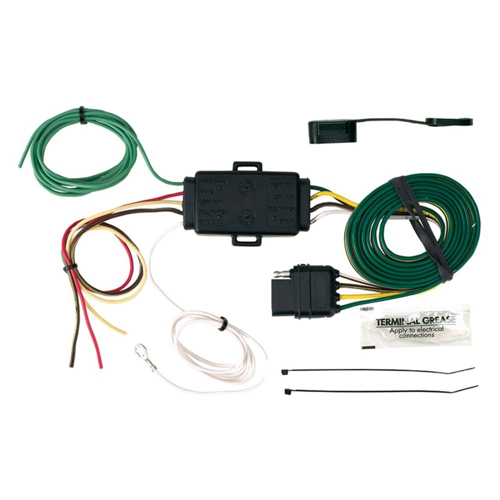 Wiring Kit For Battery Powered Tail Light Converters Camper Trailer Rv