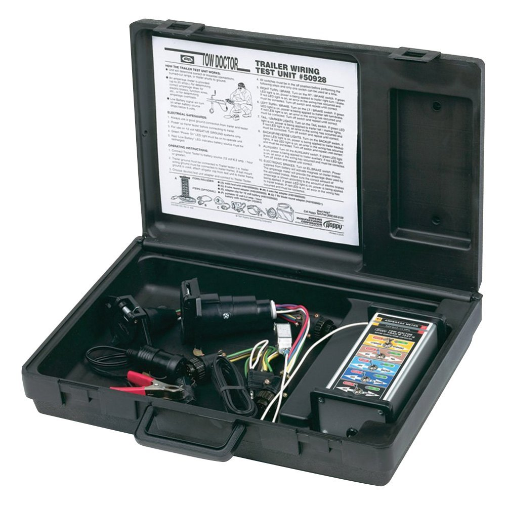 medium resolution of hopkins tow doctor wire harness test unit vehicle trailer wiring harness tester